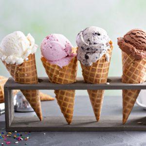 NEW Heritage's Ice Cream Flavor in August