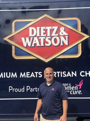 Meet Kevin from Dietz & Watson