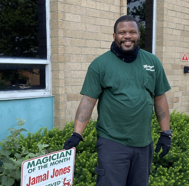 July 2021 Wholesale Magician of the Month – Jamal Jones