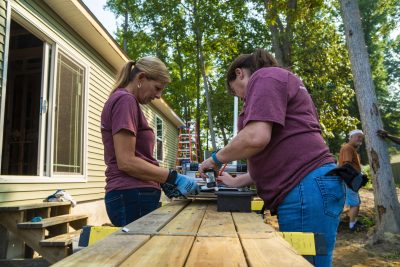 Gloucester County Habitat for Humanity Event